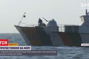Российская ФСБ получила преимущество в акватории Азовского моря