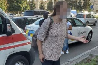 Мати із немовлям у торбі, яку затримали у центрі Києва: що про неї відомо і яке покарання за це отримає