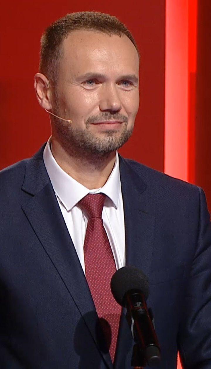 Сергій Шкарлет - про кошти на закупівлю масок і дезінфекторів у школи