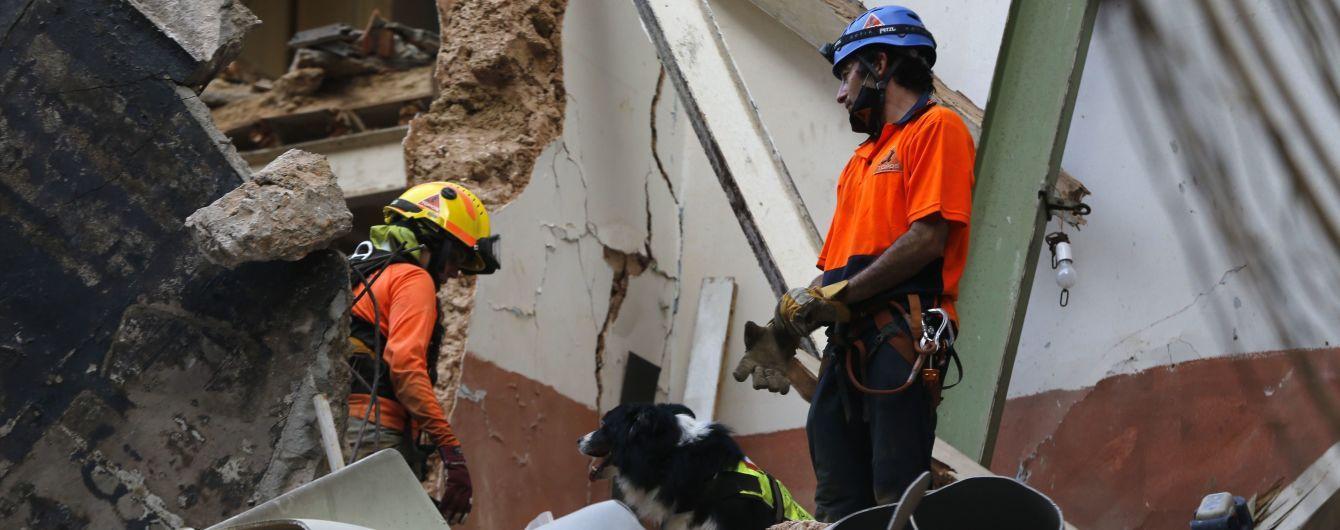 Месяц после взрыва: в Бейруте под завалами зафиксировали сердцебиение