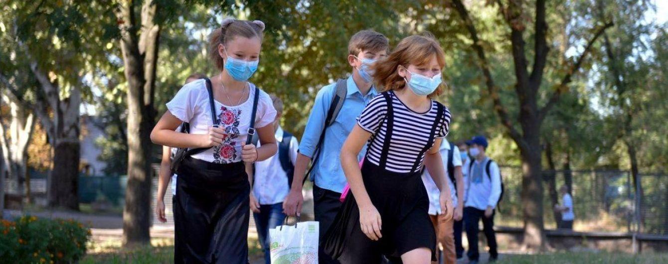 В Николаеве 18 классов и пять групп в детсадах отправили на карантин из-за коронавируса