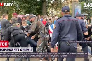 В Беларуси судят журналистов, задержанных во время протестов 1 сентября