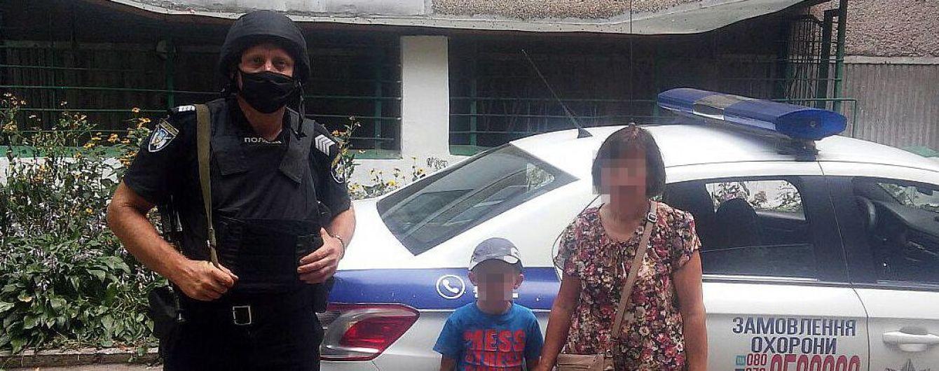 В Черкассах ребенок убежал из детсада: мальчика нашли в неожиданном месте