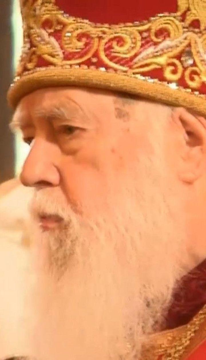 91-летний почетный патриарх Православной церкви Украины заболел коронавирусом