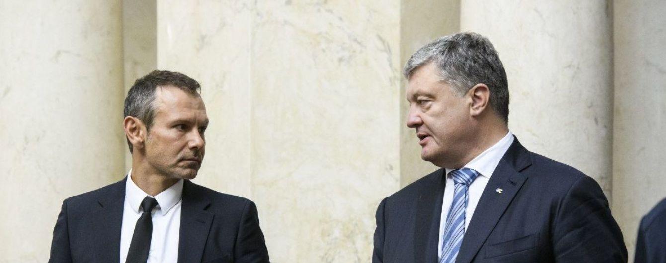 Росія запровадила санкції проти Порошенка і Вакарчука
