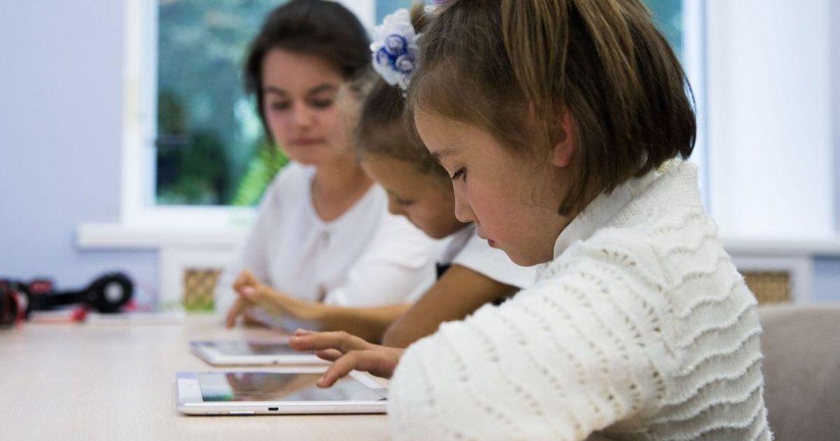 В Киеве возобновил работу онлайн детсад