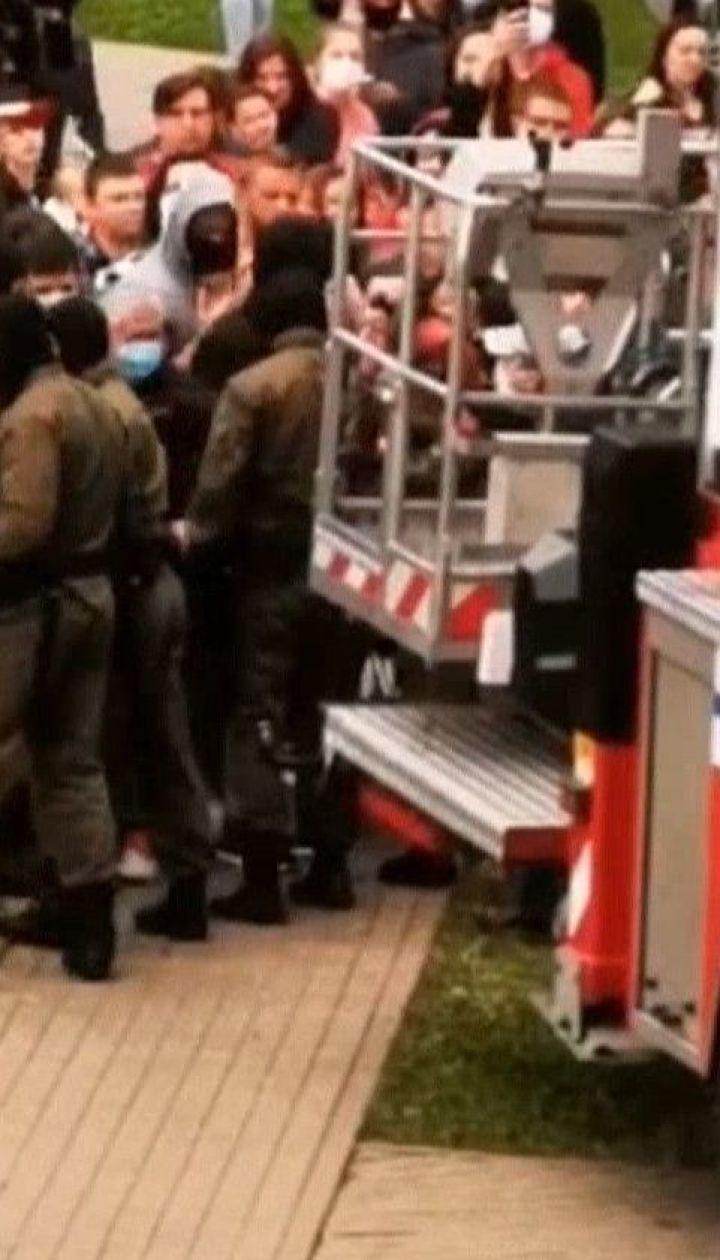 У Білорусі почалася хвиля нових масових арештів