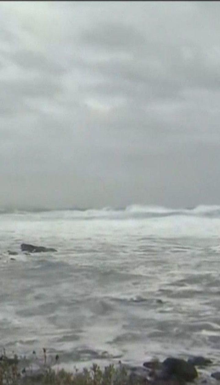 Затонувший корабль: в Японии приостановили поиски пропавших без вести моряков