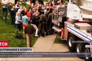 В Беларуси началась волна новых массовых арестов