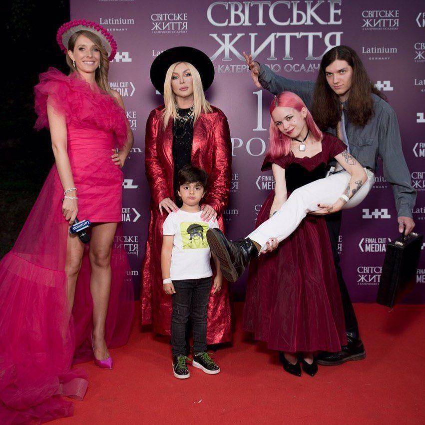 Ірина Білик з синами_1