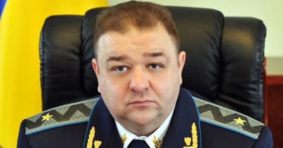 От коронавируса умер прокурор Хмельницкой области