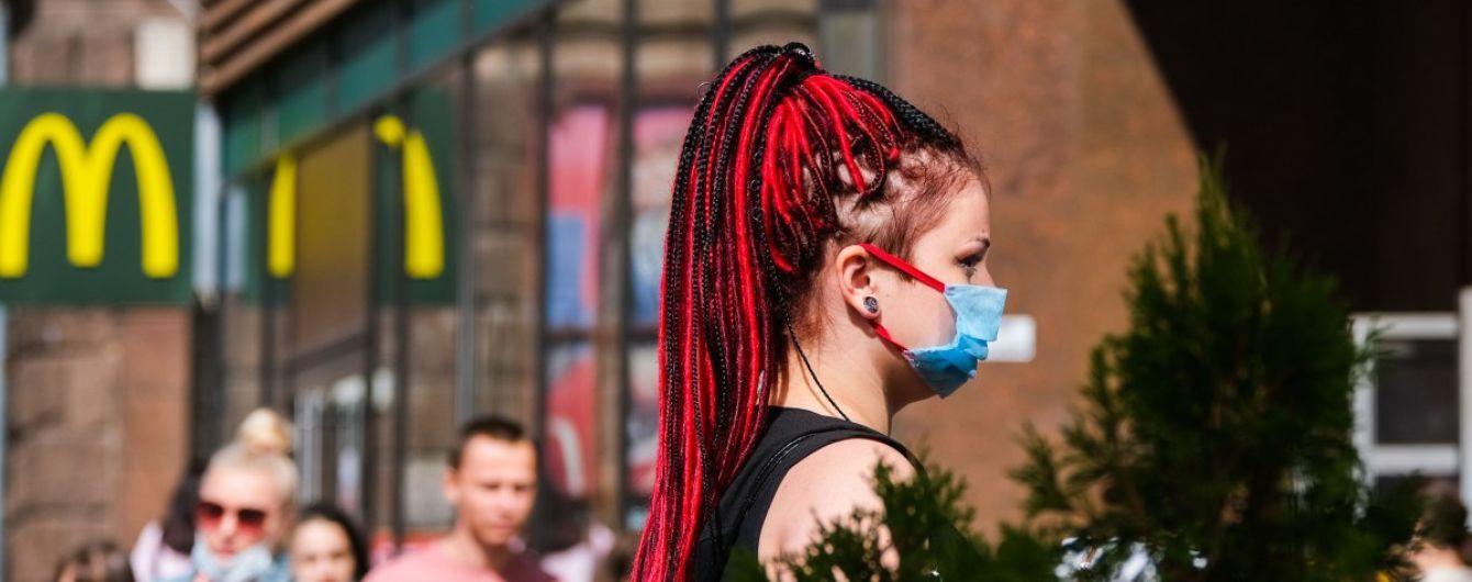 Коронавирус обнаружен во всех без исключения областях Украины: статистика заболеваемости в регионах