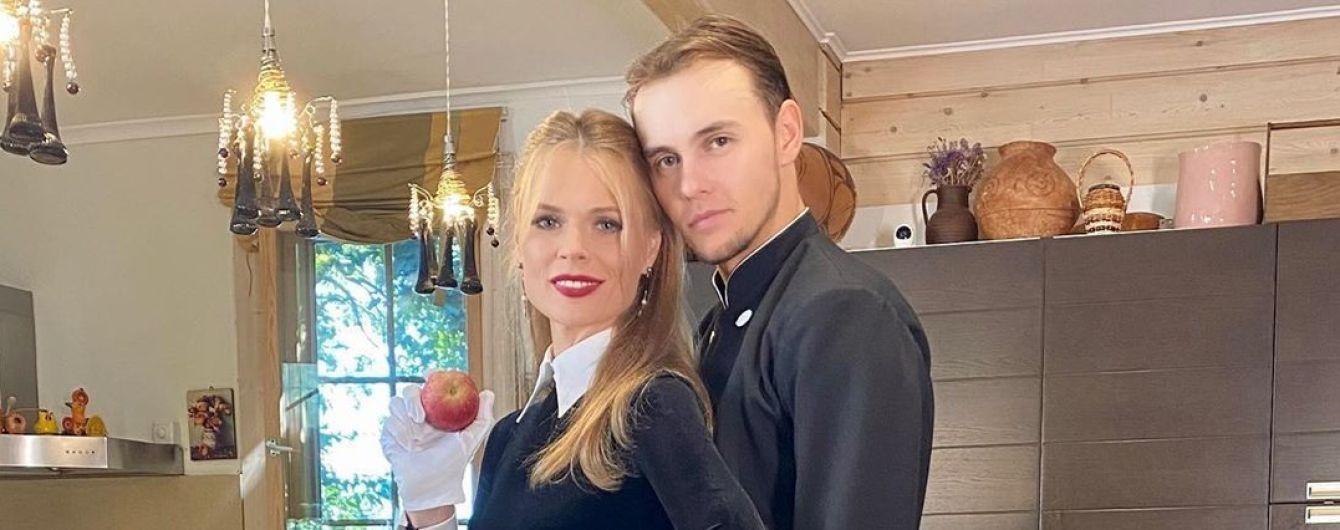 """""""Танці з зірками"""": хвора на коронавірус Ольга Фреймут запалила джайв на власній кухні"""
