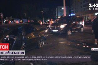 Тройное ДТП: в Виннице в результате автотрощи пострадали трое мужчин