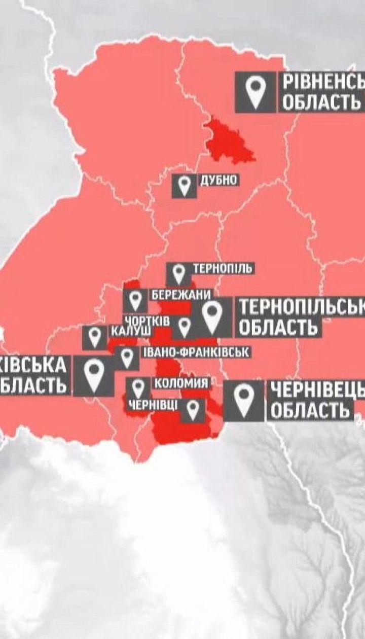 Коронавирус в Украине: за сутки подтвердили 2174 случаев инфицирования