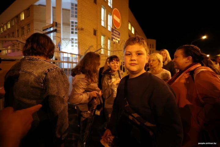 затриманий 12-річний білорус