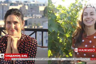 Как собирают урожай винограда в Коблево – прямое включение с курорта