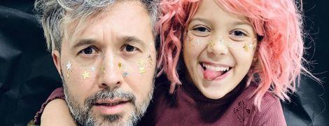 Сергей Бабкин записал англоязычную песню вместе с 10-летней дочерью