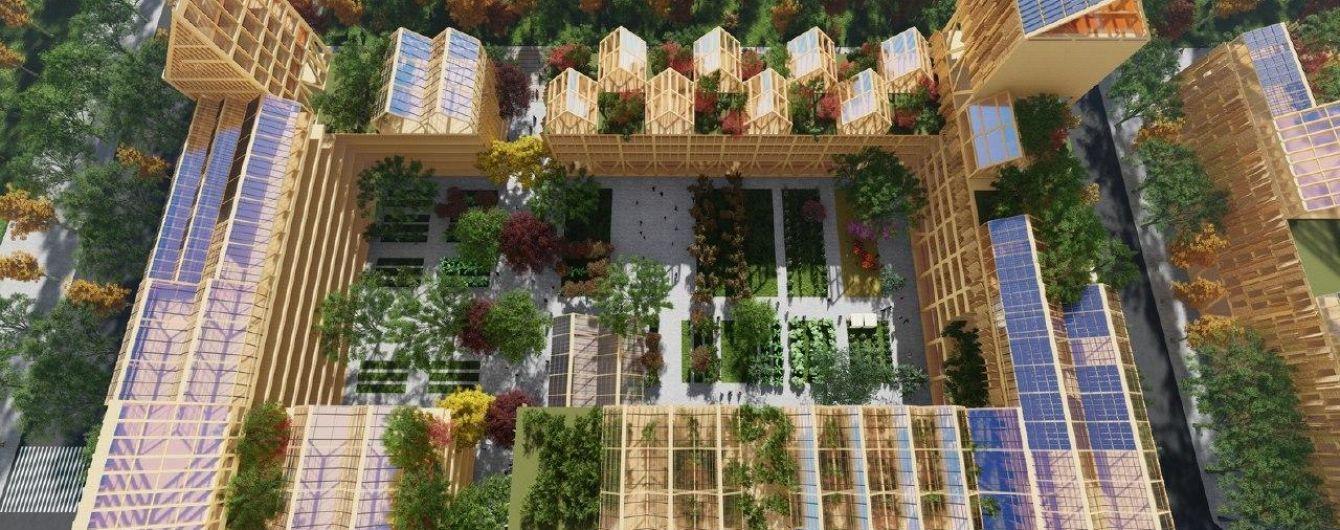 """Город-карантин: в Китае разрабатывают дизайн для мегаполиса """"посткоронавирусной"""" эпохи"""