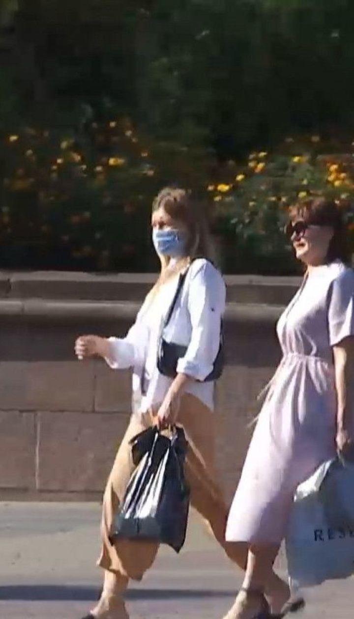 Коронавірусна пандемія: до червоної зони потрапив Тернопіль та два райони з інших областей