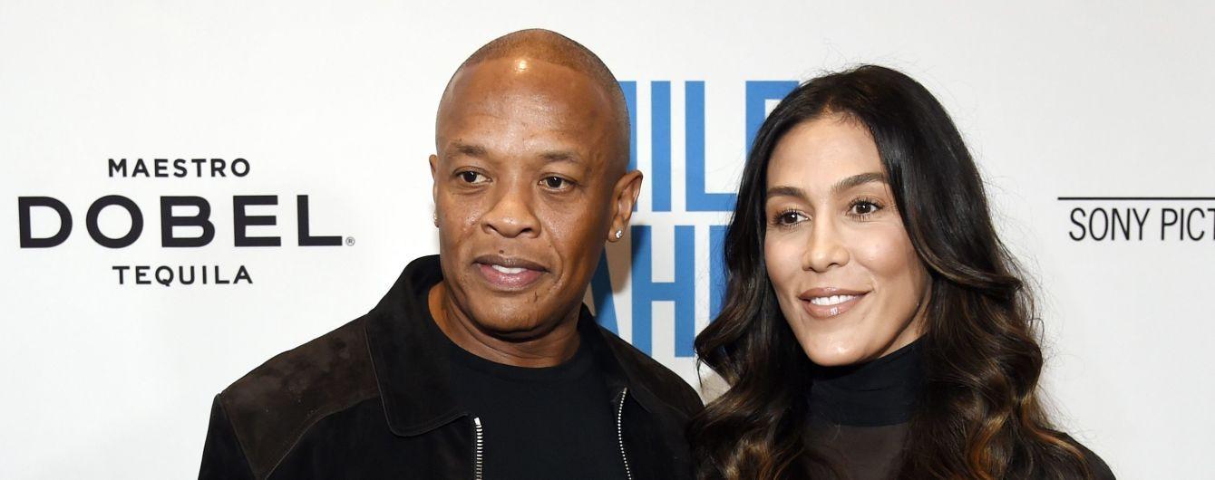 Экс-жена Dr. Dre требует от него миллионные алименты на свое содержание