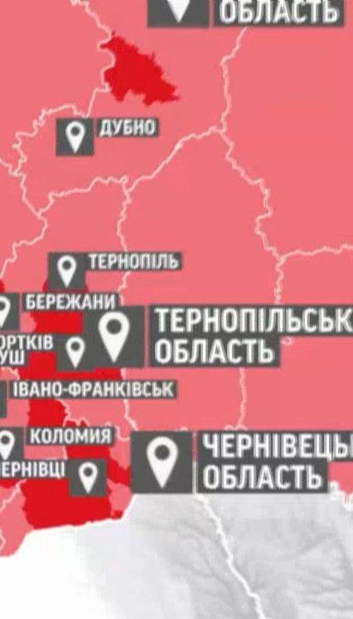 Коронавірус в Україні: за минулу добу виявили 2174 нових захворілих
