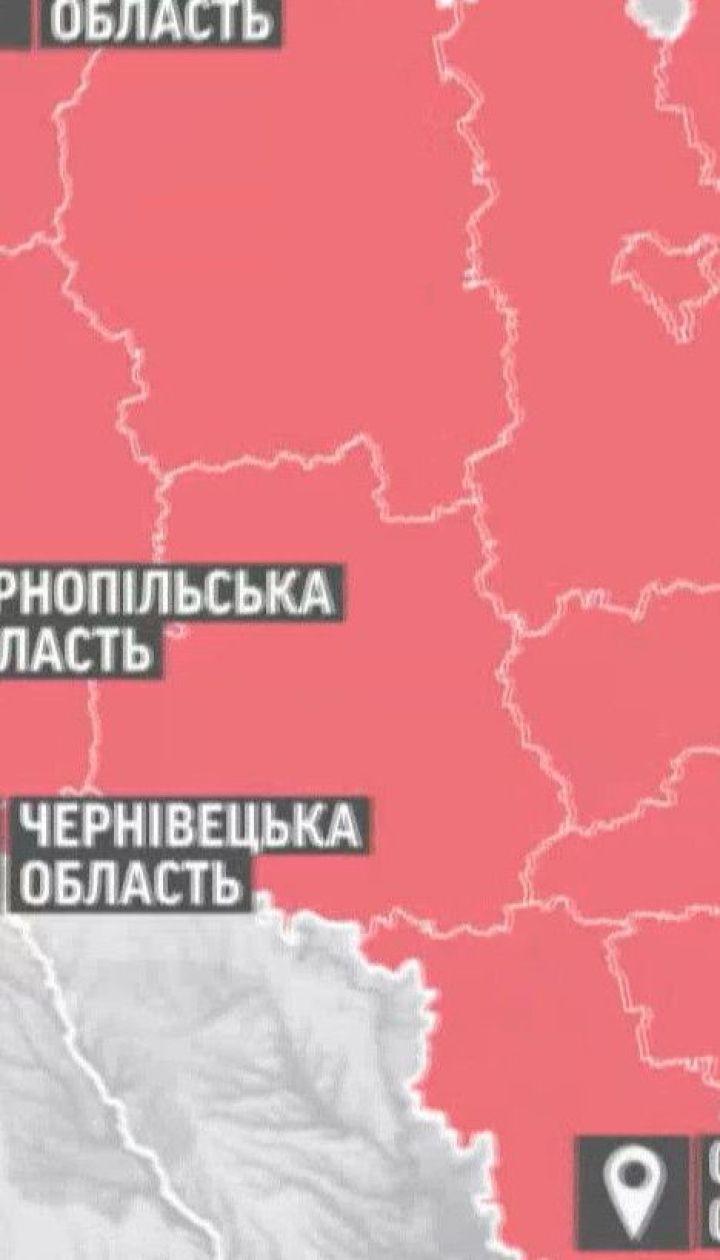 Коронавирус в Украине: за прошлые сутки обнаружили 2174 новых заболевших