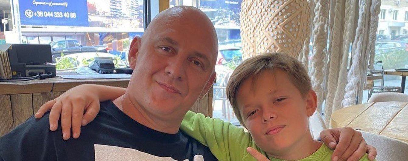 Потап и Ирина Горовая чувственно поздравили общего сына с 12-летием