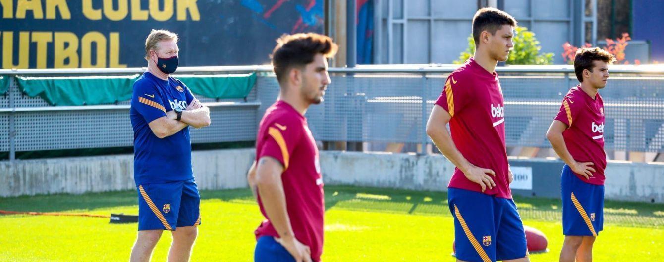 """Новий скандал у """"Барселоні"""": клуб та тренер не можуть узгодити, кого купувати"""