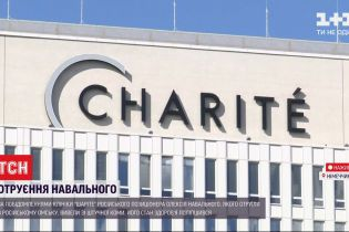 Немецкие врачи вывели из комы Алексея Навального