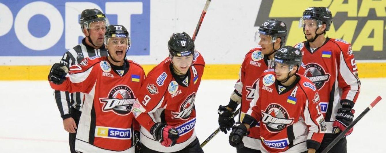 """У хокейному клубі """"Донбас"""" спалахнув коронавірус"""