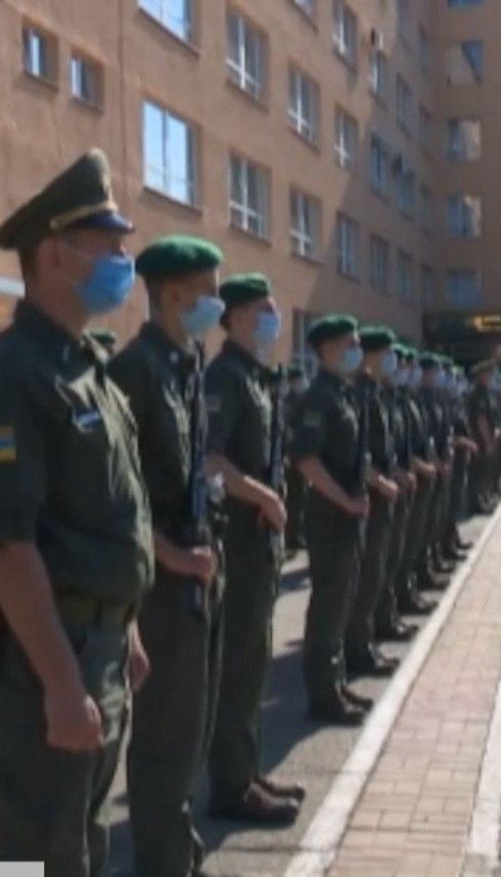 Вспышку коронавируса обнаружили в Академии государственной пограничной службы