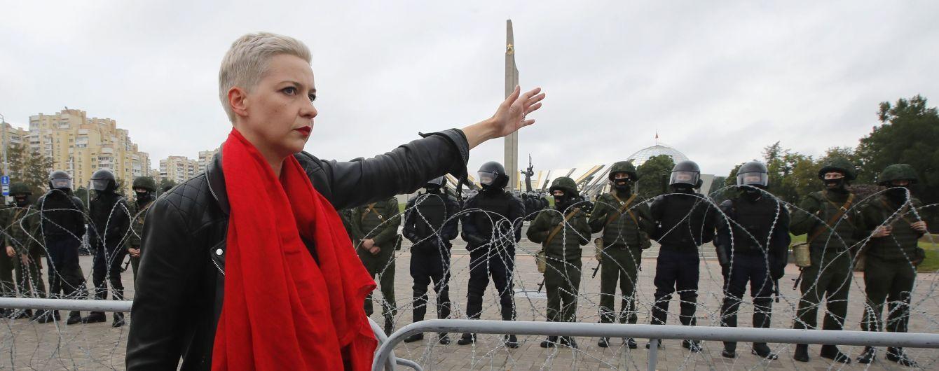 В Координационном совете заявили, что Колесникова не собиралась покидать Беларусь