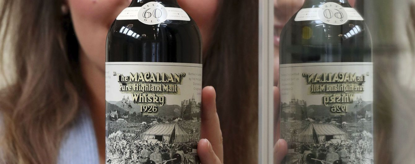 Отец 28 лет подряд дарил сыну виски: теперь за коллекцию алкоголя он может приобрести дом