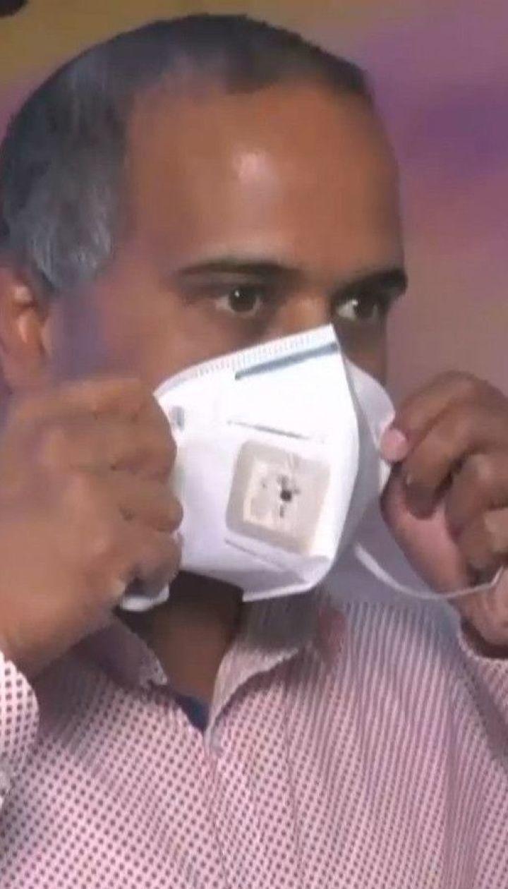 Розумна маска: нідерландські науковці хизуються унікальним винаходом