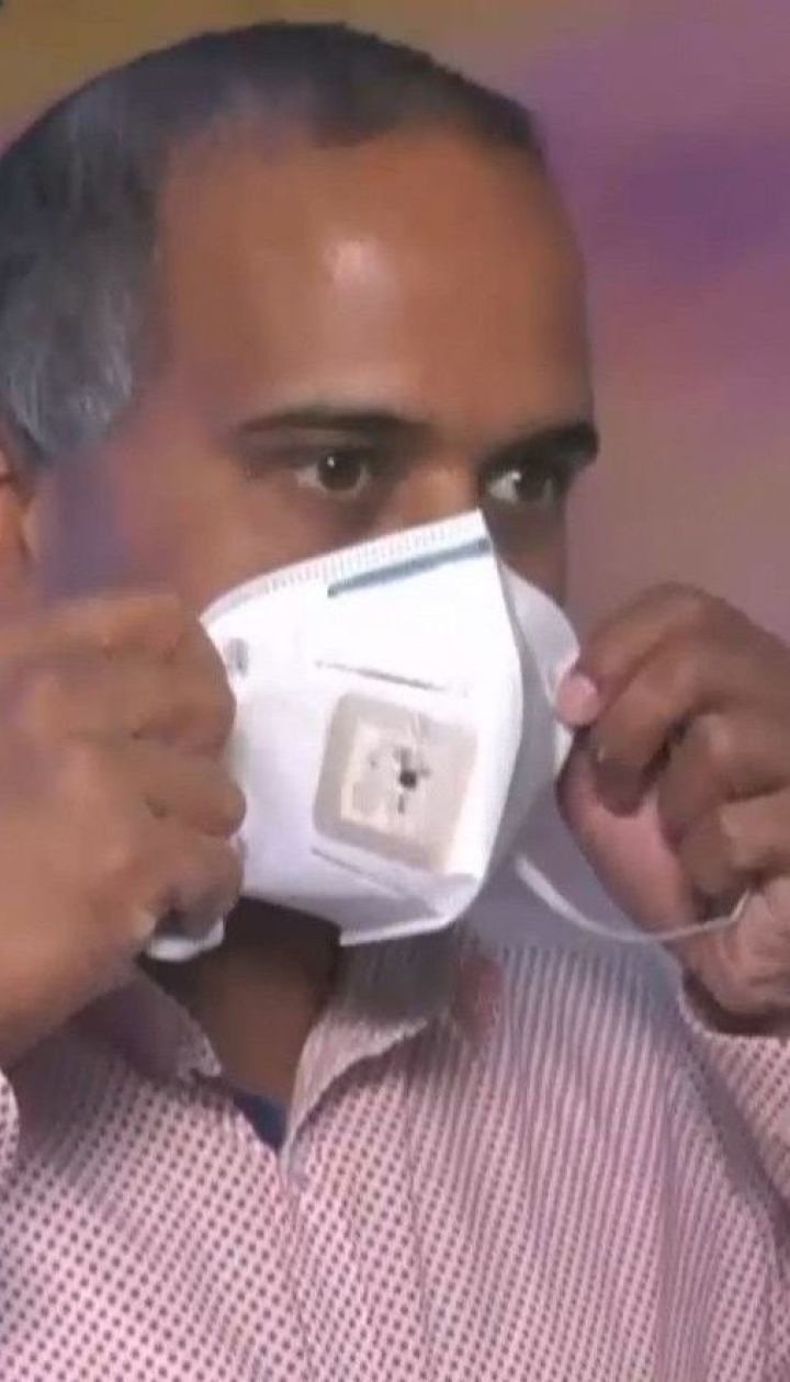 Умная маска: нидерландские ученые хвастаются уникальным изобретением