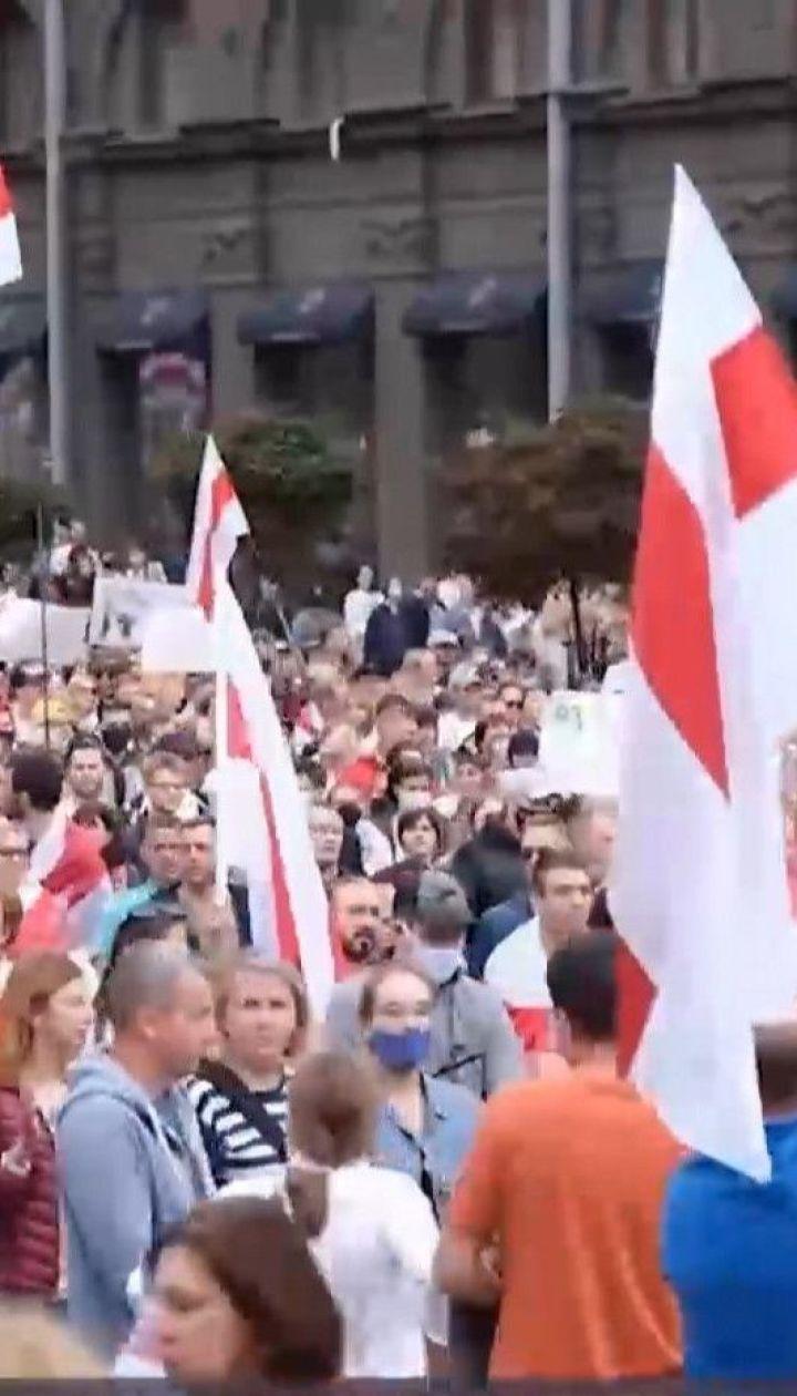 Білоруська опозиція: у Лукашенка немає підстав залишатися президентом