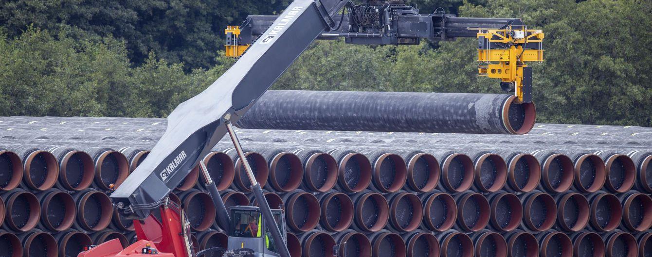 """В Польше заявили, что """"Северный поток-2"""" грозит Украине и призвали Германию остановить проект"""