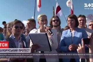 Зникнення Колесникової: що насправді сталося на українсько-білоруському кордоні