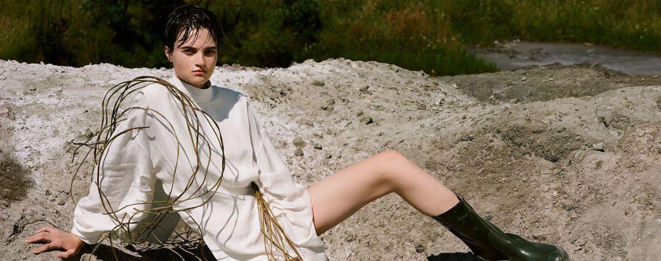 Кимоно, туники и природа западной Украины: дроп украинского бренда
