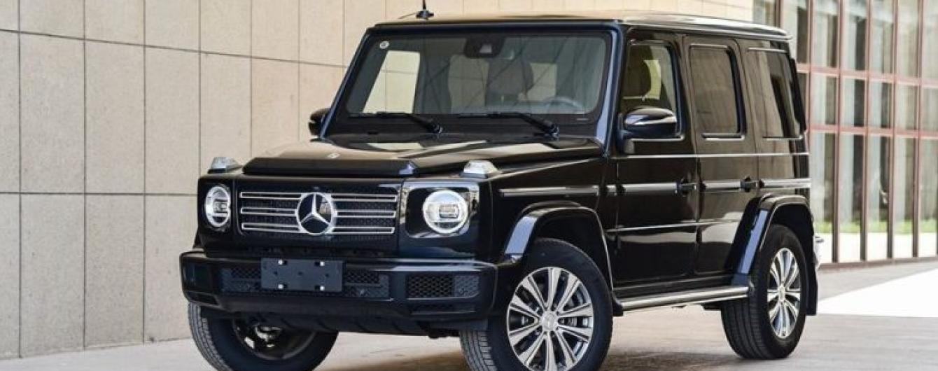 """Mercedes-Benz вывел на рынок экономический """"Гелендваген"""": названа стоимость"""