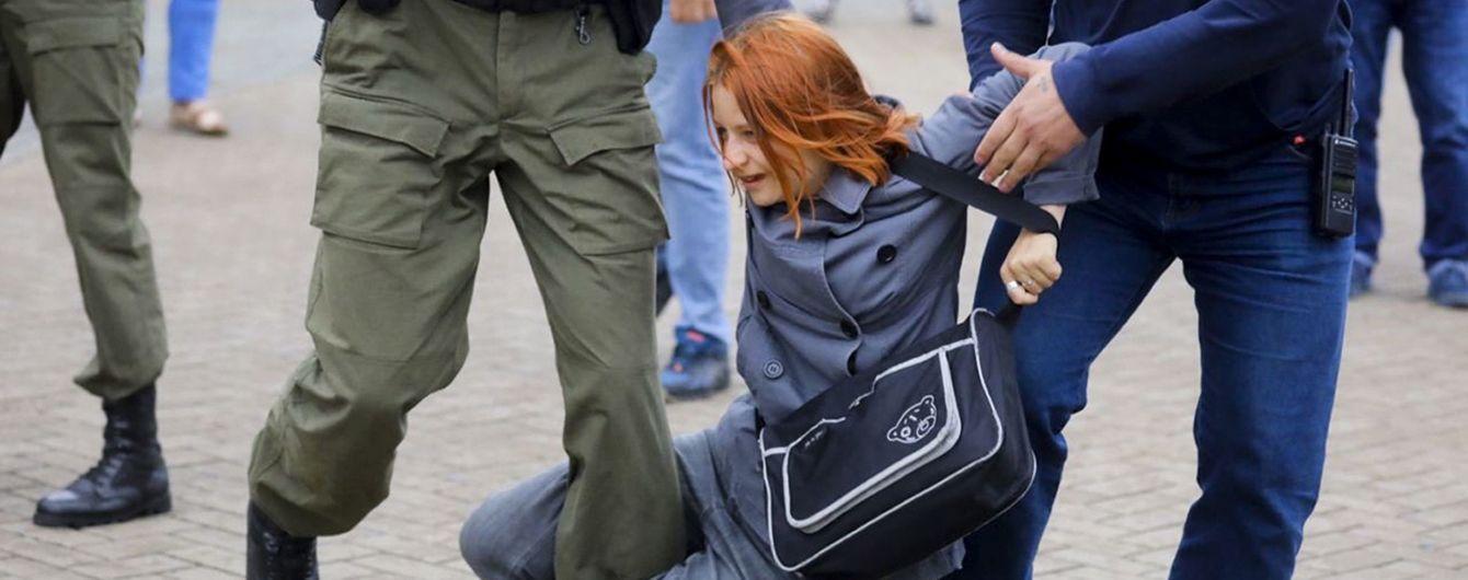 Марш репресованих у Білорусі закінчився жорсткими затриманнями та побиттями