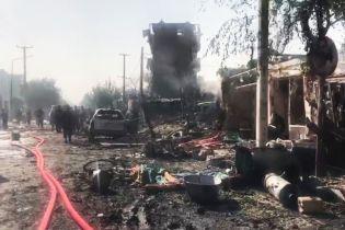 Під час замаху на віцепрезидента Афганістану загинуло 4 людини, ще десятки травмовані