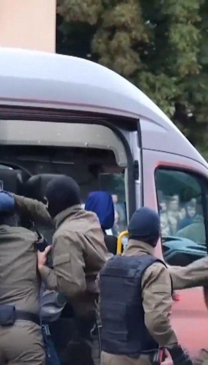 Опозиціонерка Марія Колеснікова перебуває у мінському слідчому ізоляторі