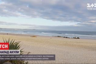 В Австралии из-за нападения акулы погиб человек