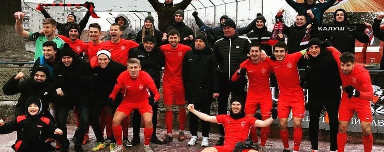 Футбольний клуб Другої ліги знявся з Чемпіонату України