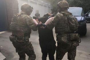 """СБУ схопила у Києві одного з керівників """"Ісламської держави"""""""