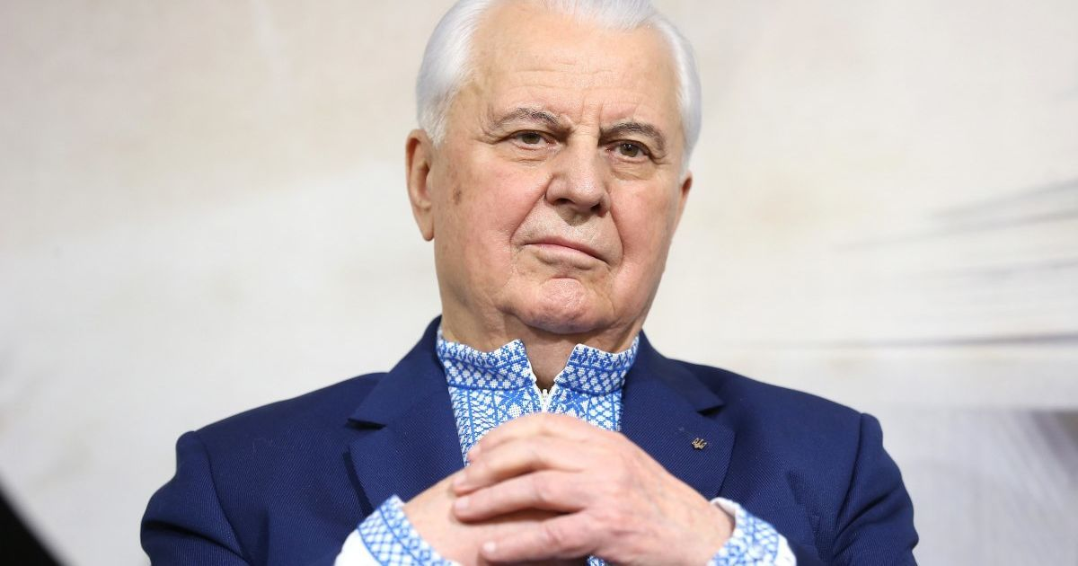 Кравчук пояснив, що мав на увазі Данілов щодо рішення РНБО стосовно Донбасу