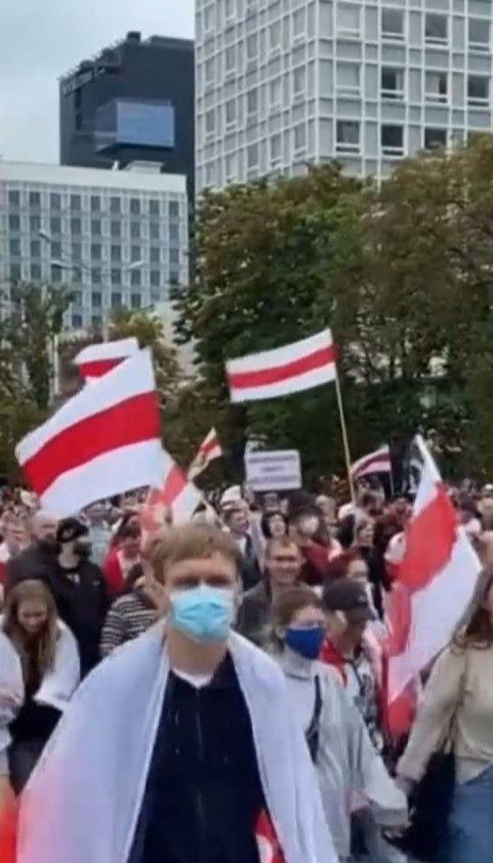 Новые задержания: в Белоруси не утихают протесты