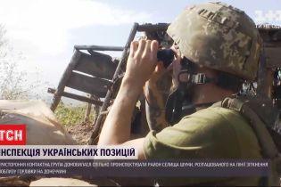 Зірване перемир'я: розпочалася інспекція українських позицій